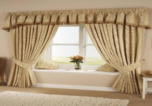 Telas para decorar el comedor reformas - Telas de cortinas modernas ...