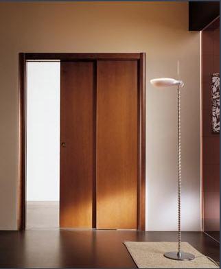 La puerta escoja los materiales que mejor le convengan - Puertas madera correderas ...