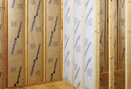 Aislante fibra de vidrio - Mejor aislante termico paredes ...