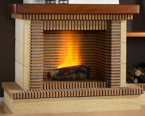 Ladrillos refractarios for Construccion de chimeneas de ladrillo