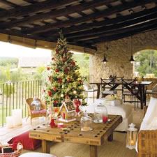 Navidad en el campo