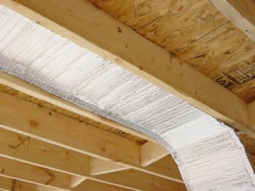 C mo aislar un tico reformas for Como encielar un techo