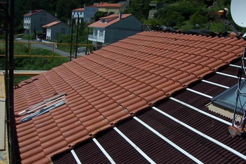 Elegir los materiales adecuados para el tejado reformas - Material para tejados ...