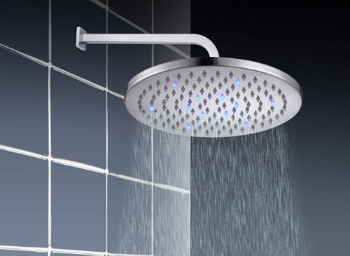 Alcachofa ducha lluvia