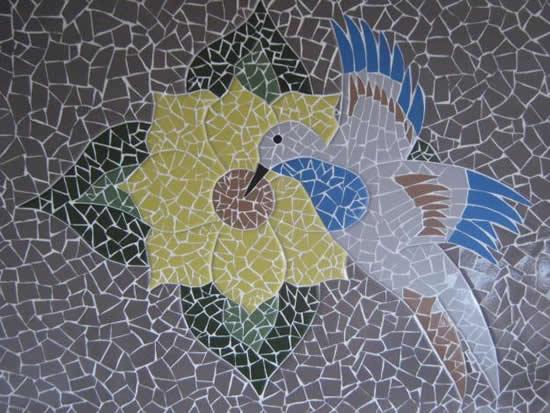 Decoración Mosaico