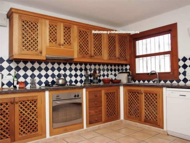 construcciones adosados sapena y lunn cocinas