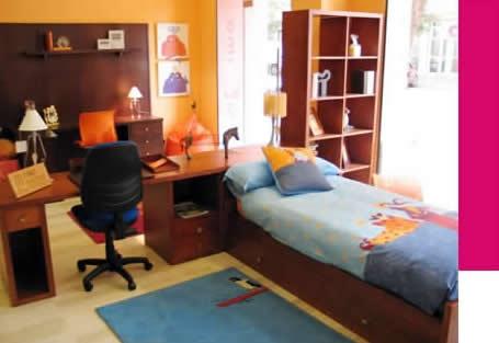 Dormitorio Juvenil - Muebles Novaforma