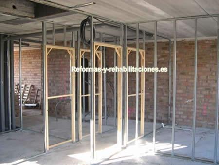 Cerramientos de hierro reformas para interiores aerzo sl for Cerramientos de interiores
