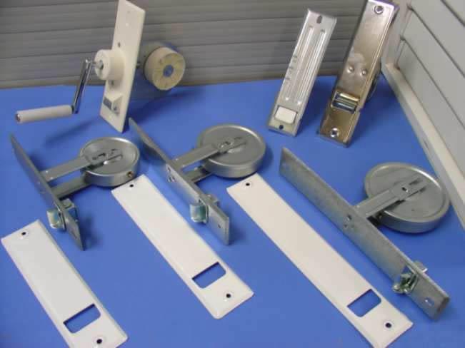 Accesorios persianas metal rgica arandes sl - Repuestos persianas enrollables ...