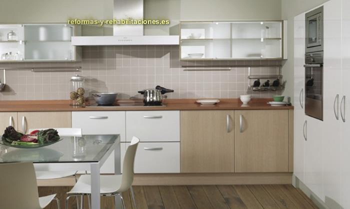 Mobiliarios de cocina modernos mobiliario de cocina eilin for Mobiliario para cocina