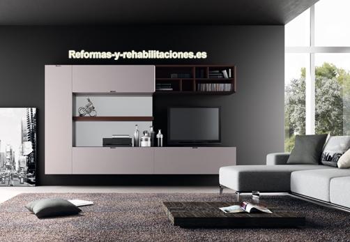 Muebles sal n comedor muebles y complementos kibuc for Fotos de salon comedor