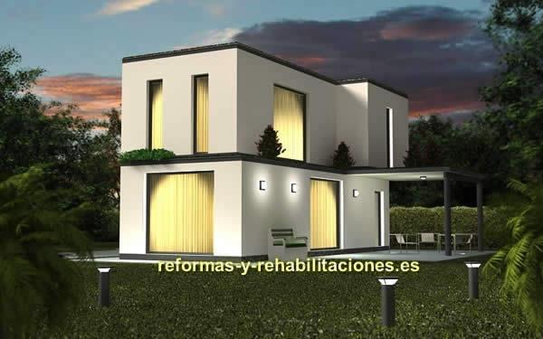 Casas prefabricadas modernas casas modulares tecnohome for Casas prefabricadas modernas