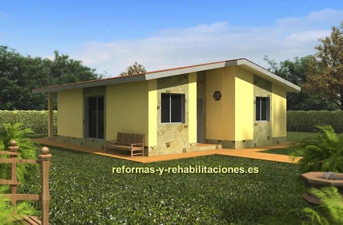 Construcci n casas modulares casas modulares tecnohome - Casas prefabricadas burgos ...