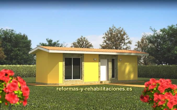 Modelos casas prefabricadas casas modulares tecnohome - Casas prefabricadas burgos ...