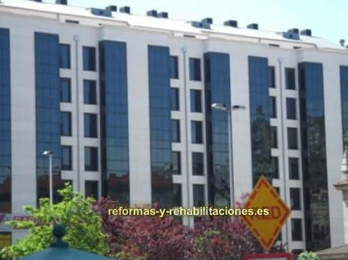 Revestimientos de fachadas en aluminio acristalamientos - Revestimientos de fachadas precios ...