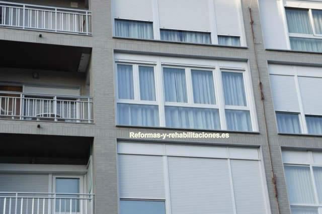 Ventanas aluminio blancas ventanas aluminio y pvc alucant - Ventanas de pvc en cantabria ...