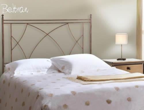 Cama muebles de forja beltr n for Muebles y decoracion beltran