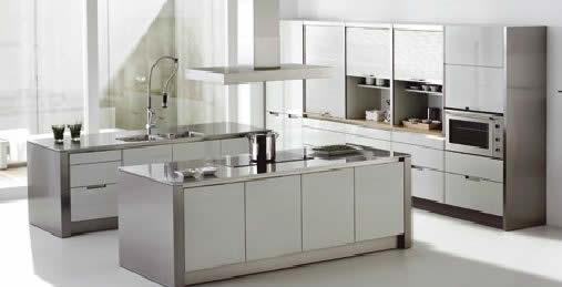 Cocinas coru a cocina y ba o gavota estudio santos - Muebles de cocina coruna ...