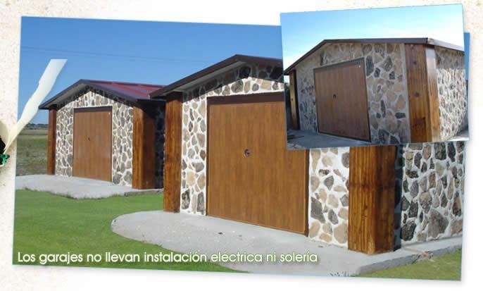 Garajes prefabricados maside piscinas for Bares prefabricados precio