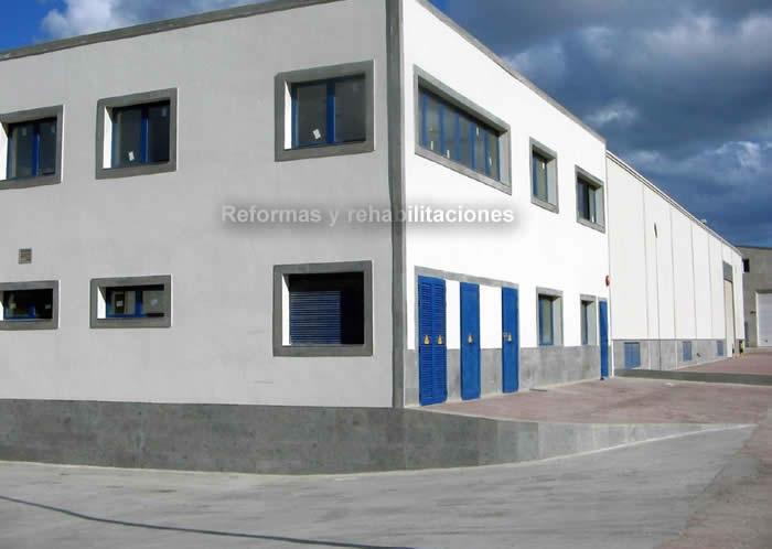Construcciones fabricas madrid einveg ingenier a y - Empresa construccion madrid ...