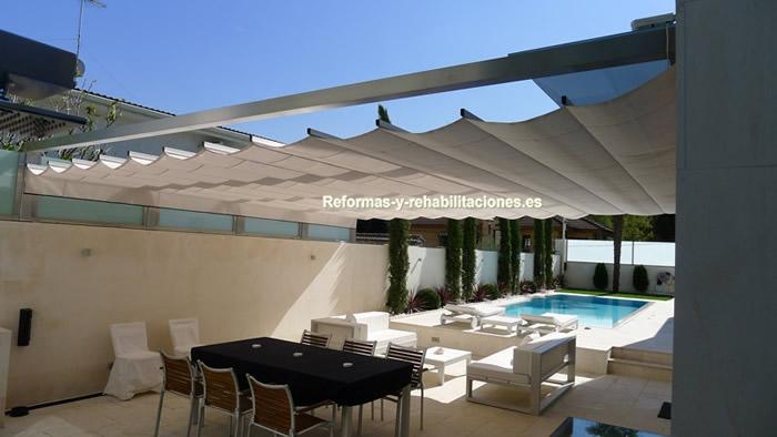 Pergolas toldos carrefour samling av de senaste - Alcampo piscinas desmontables ...