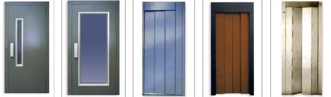 puertas ascensores madrid cyman ascensores