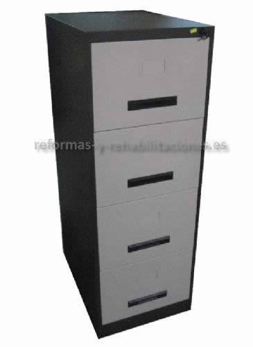 Archivador de oficinas mobiliario oficina de segunda for Archivadores metalicos segunda mano