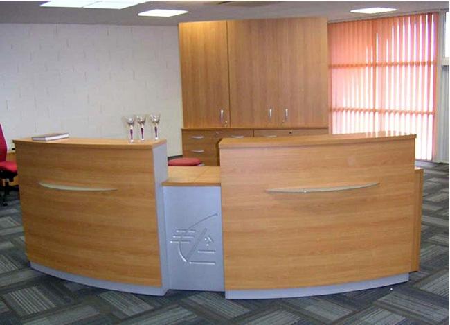 Muebles de recepciones sistemas dim equipamientos de - Empresas de muebles en espana ...