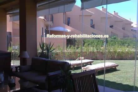 Acristalamiento de porches acristalamientos interiores for Acristalamiento de porches