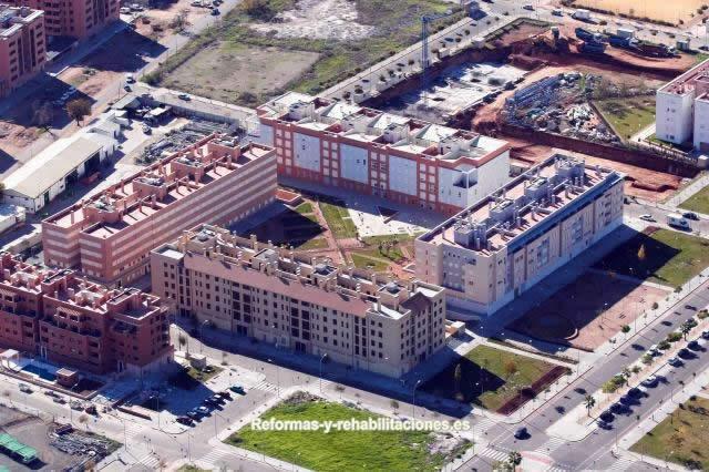 Murcia construcciones de edificios construcciones tressa - Empresas de construccion en murcia ...