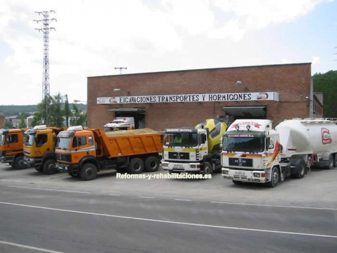 Empresa material construcci n transportes vallejo hnos sa for Empresas construccion