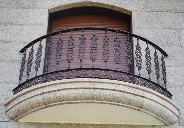 Rejas para balcones fabricacion e instalacion de puertas - Rejas para balcones ...
