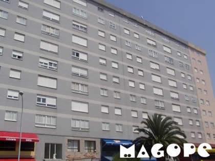 Reformas en fachadas magope reformas edificios - Empresas de reformas en vigo ...
