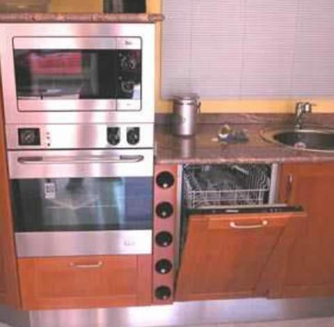 Mueble Para Cocina - Muebles Hermanos Cuadrado SL