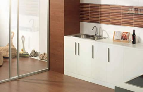 Cer mica para cocina nava saneamientos for Saneamientos baratos