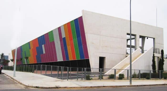 Construcci n oficinas construcciones grupo mafort - Empresas construccion valencia ...