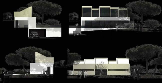 Proyectos casas madera trahus casas de madera modernas for Proyectos de casas modernas