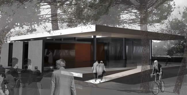 Proyectos de casas modernas trahus casas de madera modernas - Proyectos de madera ...