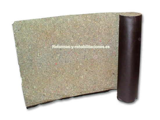 Materiales aislantes aislantes acusticos munne aislamientos - El material aislante ...