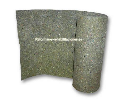 Manta s nica aislantes acusticos munne aislamientos - Material para insonorizar ...