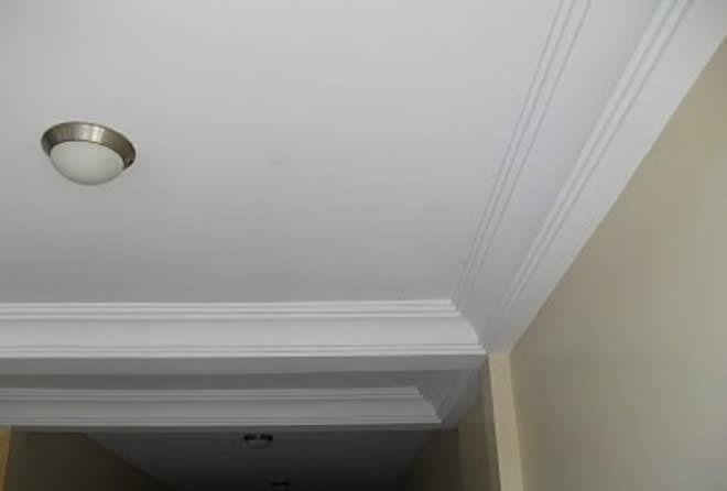 Molduras para techos escayolas giro sl - Molduras techo pared ...