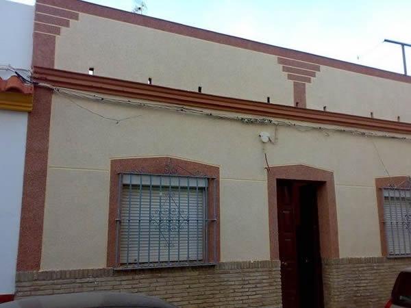 Mono capa en fachadas gartigo monocapa - Fachadas con monocapa ...