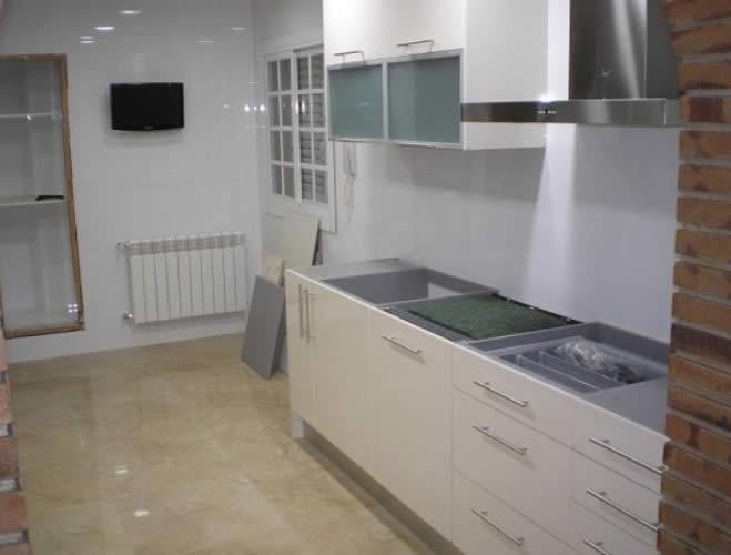 Muebles cocina valencia fabrihogar crea muebles de cocina - Muebles de cocina fotos ...