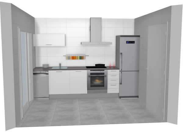 Muebles cocina a medida cocina f cil muebles de cocina - Cocinas a medida ...