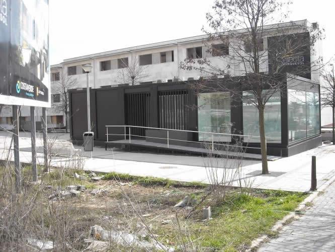 Construcciones modulares valladolid sirio pascual - Construcciones modulares precios ...