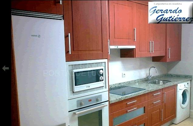 Muebles Cocina A Medida - Gerardo Gutiérrez Carpintería en Madera