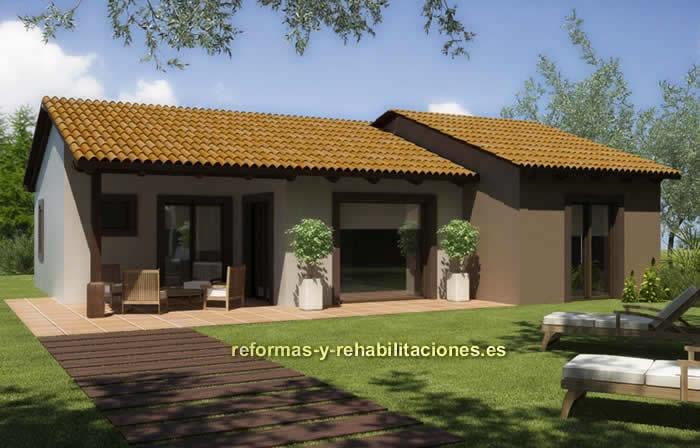 Empresa construcci n ekoetxe sl - Casas prefabricadas vizcaya ...