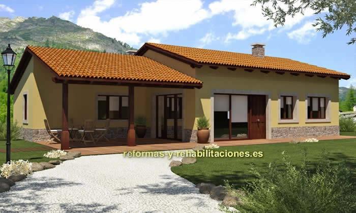 Ekoetxe s l empresa construcciones ekoetxe sl - Casas prefabricadas vizcaya ...