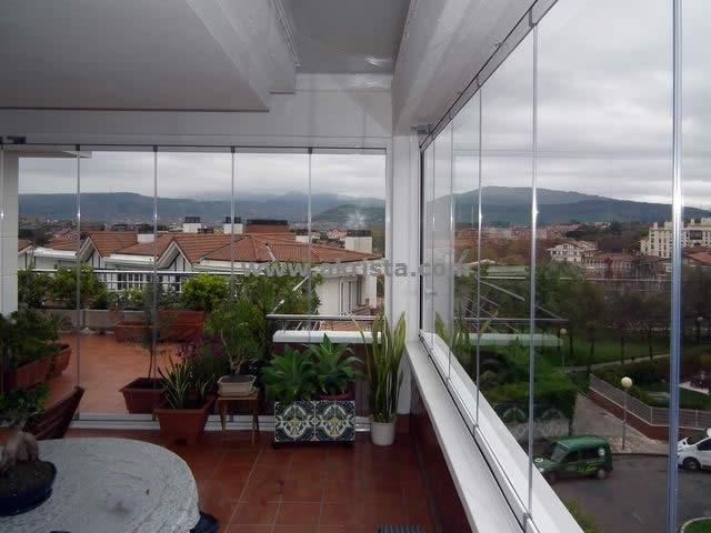 Cerramientos terraza cristal akrista cerramientos de cristal - Terraza de cristal ...