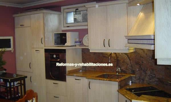 Carpintería Veta Muebles De Cocina - Carpintería Veta